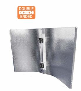 Double Ended Flexible-wing Reflector-Medium