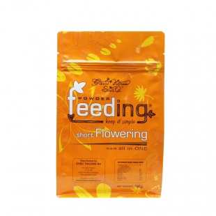 Удобрение Powder Feeding Short Flowering 1 кг
