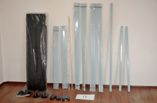 Гроубокс EDEMGROW Lateral Edition 300x300x215 Mylar