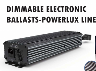 Dimmable Electronic Ballasts 400W-Powerlux Line